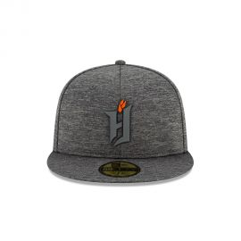 Forge FC New Era Grey 59FIFTY Fitted Hat