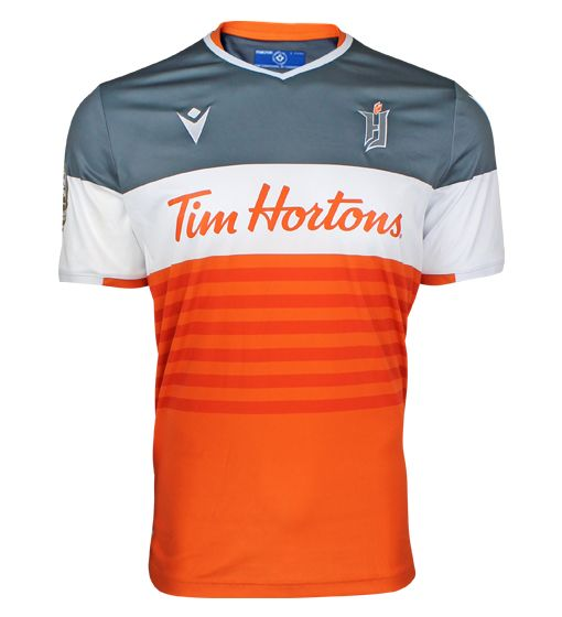 Forge FC Home Jersey Youth