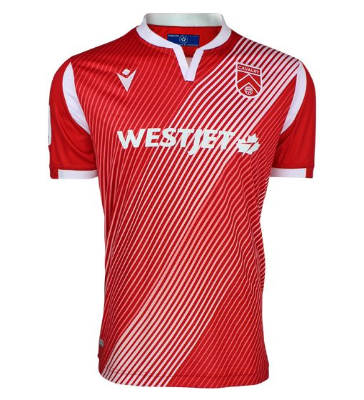 Cavalry FC Home Jersey Youth