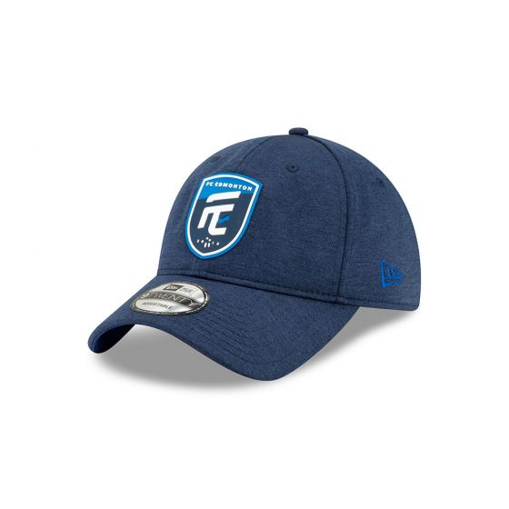 FC Edmonton New Era Blue 9TWENTY Adjustable Hat