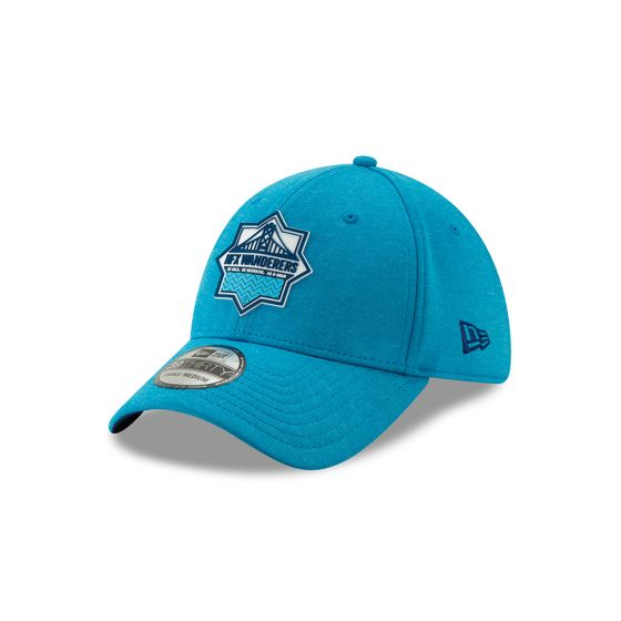 HFX Wanderers New Era Blue 39THIRTY Flex Hat