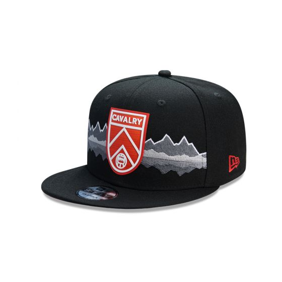 Cavalry FC New Era City Series 9FIFTY Snapback Hat