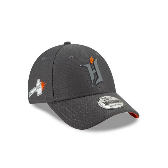 Forge FC New Era Grey 9FORTY Adjustable Snapback Hat