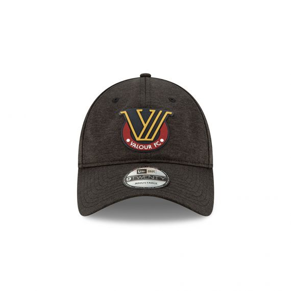 Valour FC New Era Grey 9TWENTY Adjustable Hat