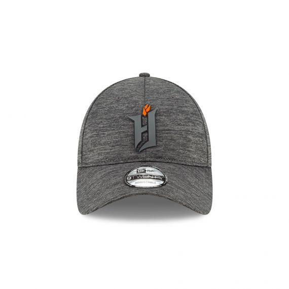 Forge FC New Era Grey 9TWENTY Adjustable Hat