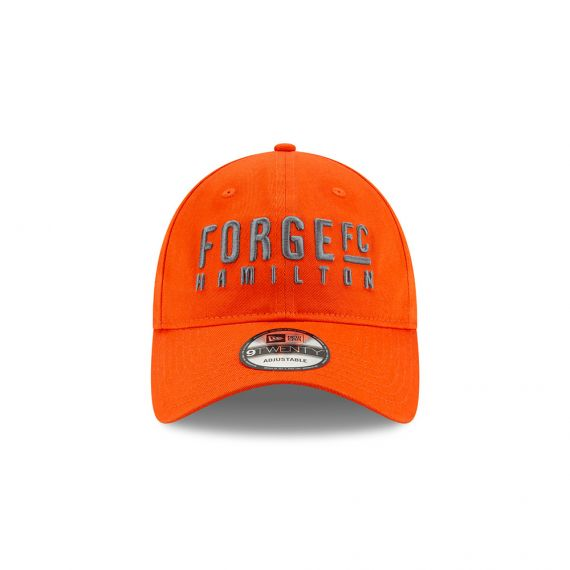 Forge FC New Era Orange 9TWENTY Adjustable Hat