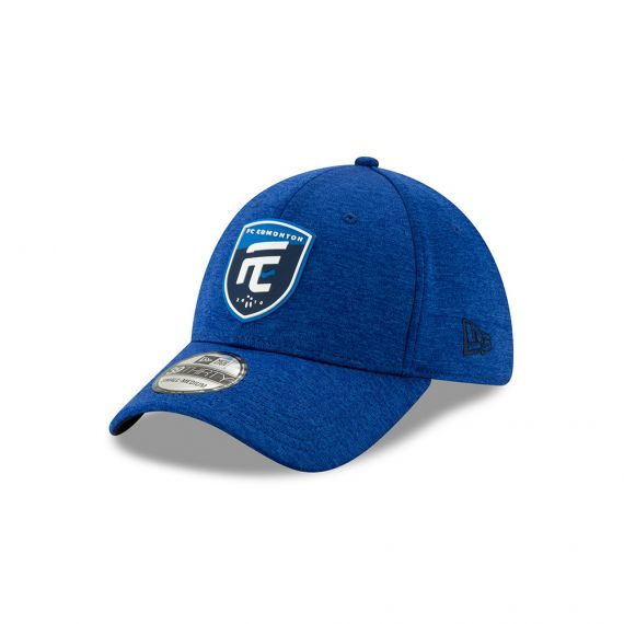 FC Edmonton New Era Blue 39THIRTY Flex Hat