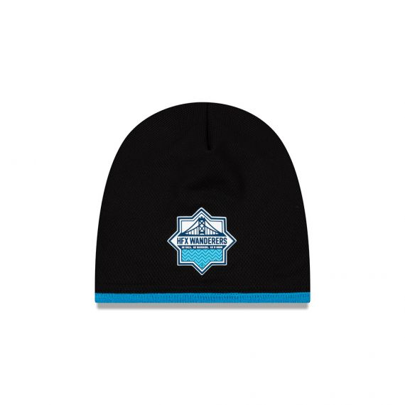 HFX Wanderers New Era Black Beanie