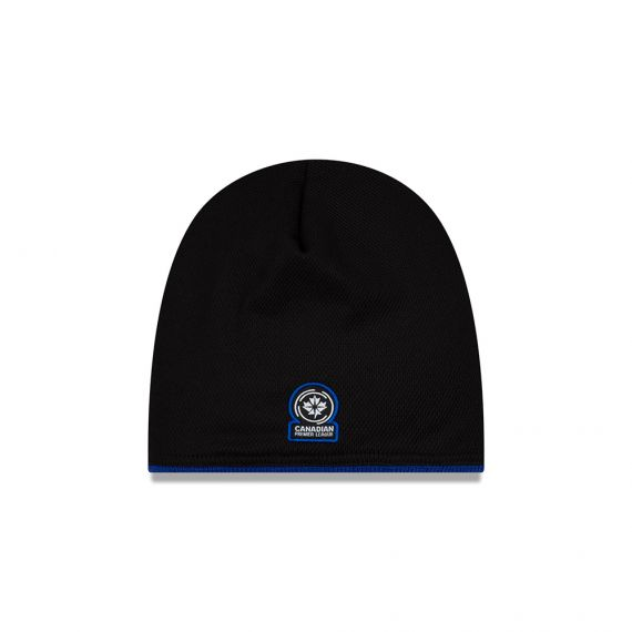 FC Edmonton New Era Black Beanie