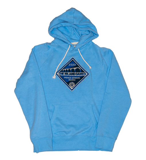 Men's CPL Island Games Light Blue Hoody