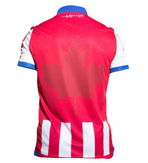 Atlético Ottawa Home Jersey Adult