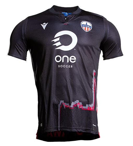 Atlético Ottawa Away Jersey Youth