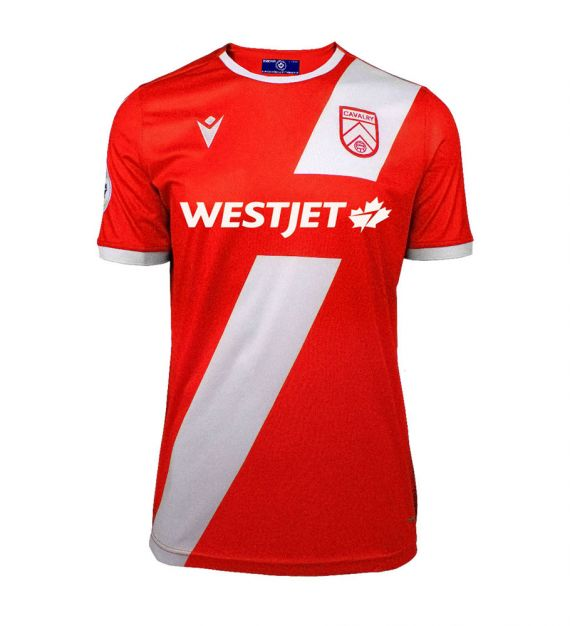 Cavalry FC 2019 Home Jersey Youth