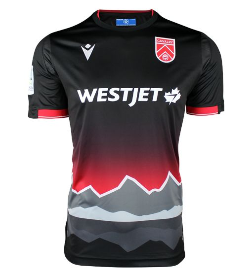 Cavalry FC Away Jersey Youth