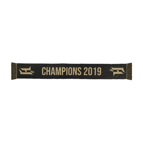Forge FC 2019 Champions Official Scarf