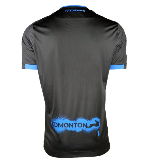 FC Edmonton Away Jersey Youth