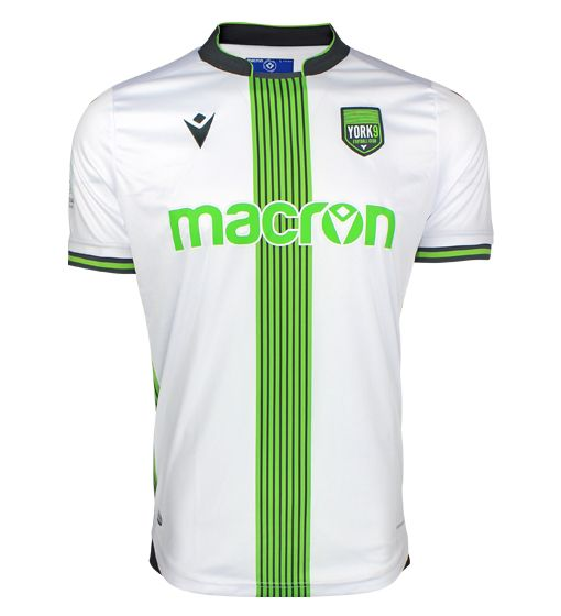 York 9 FC Home Jersey Youth