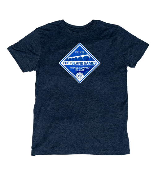 Women's CPL Island Games Navy Blue T-Shirt