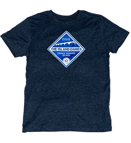 Men's CPL Island Games Navy Blue T-Shirt