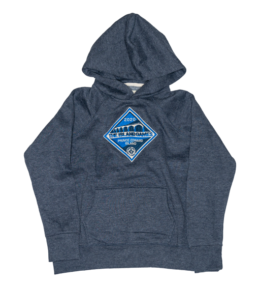 Youth CPL Island Games Navy Blue Hoody