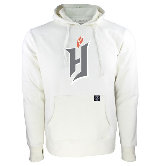 Women's Forge FC Primary Logo White Hoody