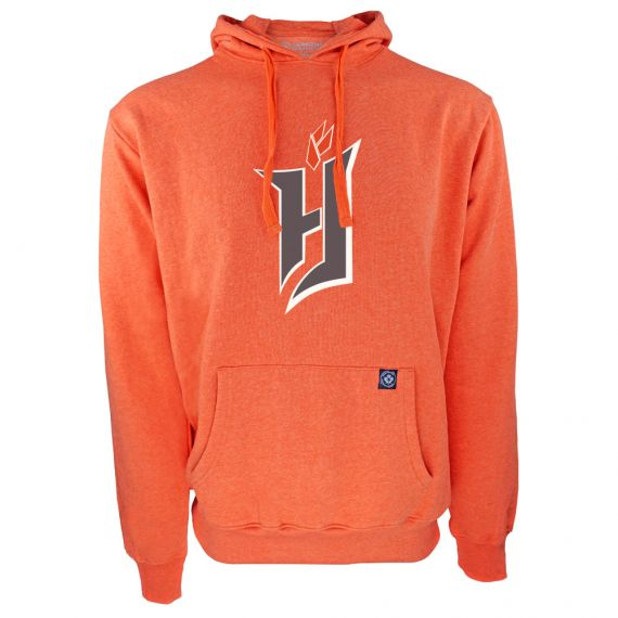 Men's Forge FC Primary Logo Orange Hoody