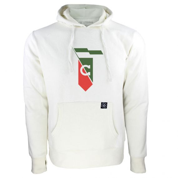 Women's Cavalry FC Secondary Logo White Hoody