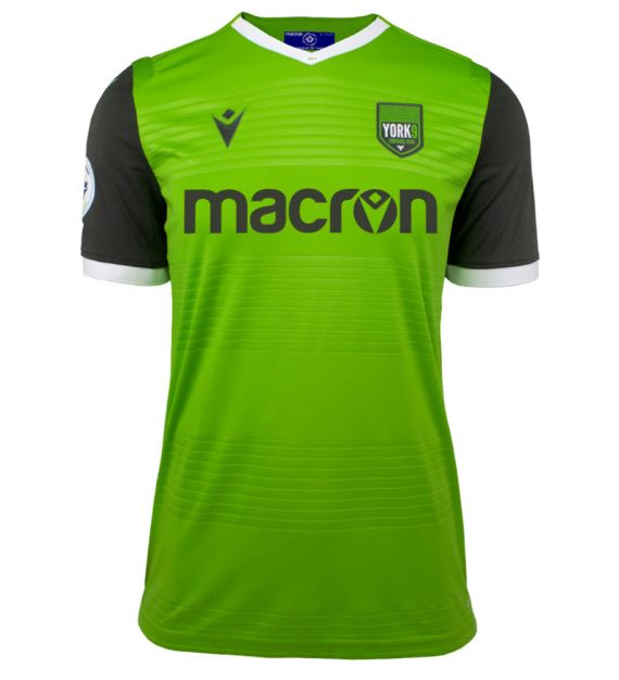 York 9 FC 2019 Away Jersey Adult