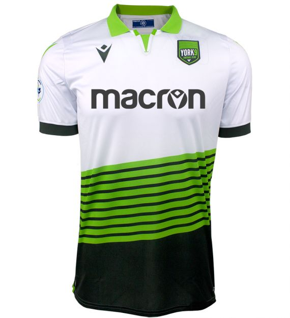 York 9 FC 2019 Home Jersey Adult