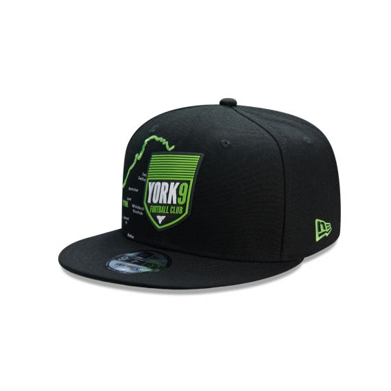York 9 FC New Era City Series 9FIFTY Snapback Hat