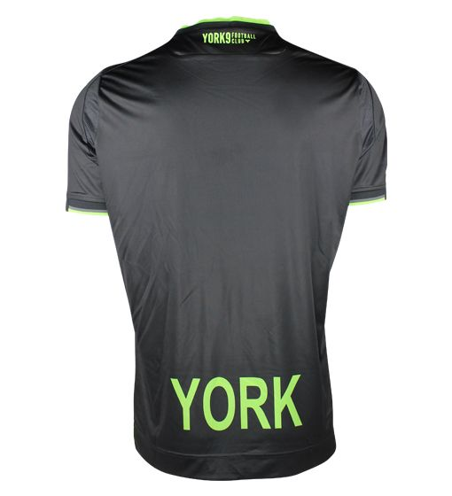 York 9 FC Away Jersey Youth
