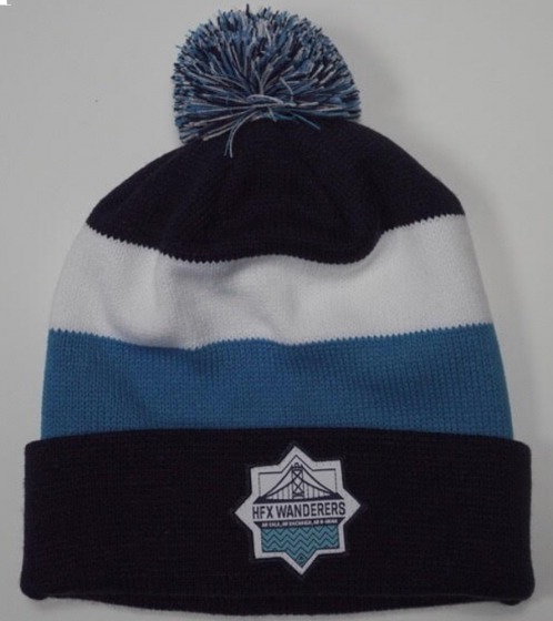 HFX Wanderers East Coast Lifestyle Primary Logo Toque