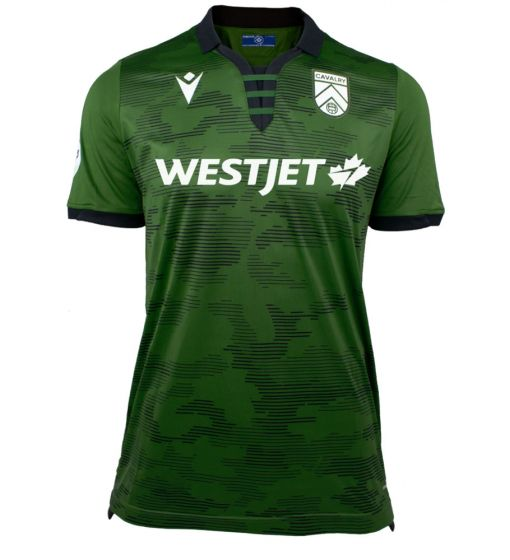 Cavalry FC Authentic Away Mens Jersey