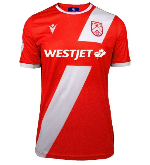 Cavalry FC Authentic Home Mens Jersey