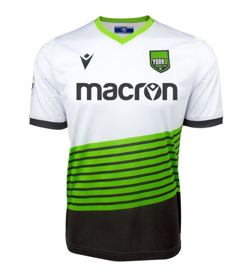 York9 FC Replica Home Womens Jersey