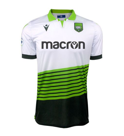 York9 FC Replica Home Youth Jersey