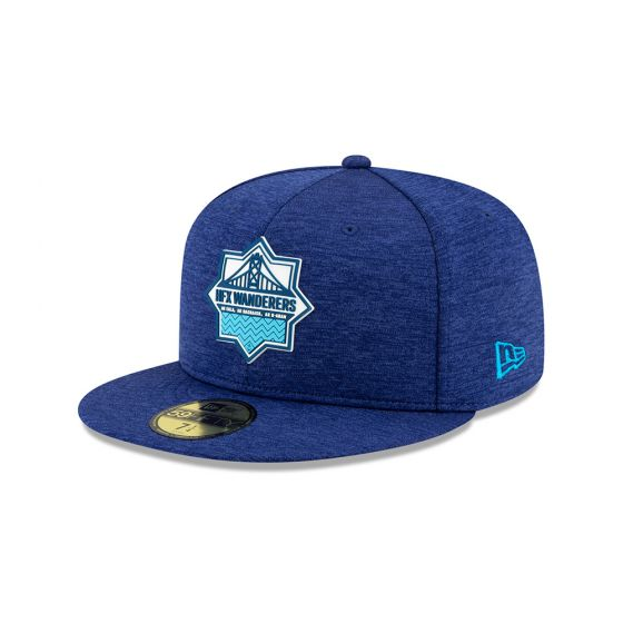 HFX Wanderers New Era Blue 59FIFTY Fitted Hat